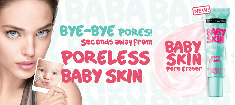 Maybelline Baby Skin Pore Eraser Primer Review!